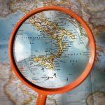 lente di ingrandemento: South Italy Survey