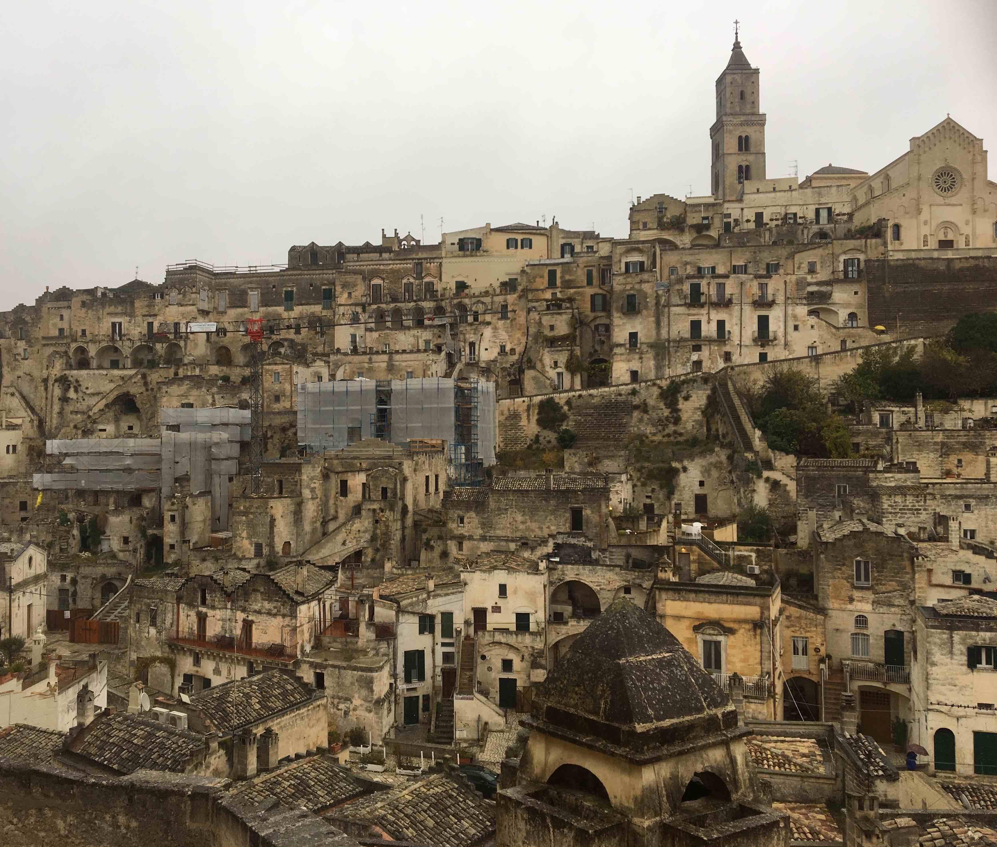Matera European Capital of Culture in 2019