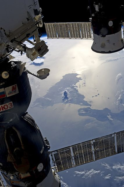 Etna's recent eruption seen from space