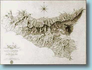 Mount Etna Wine Region