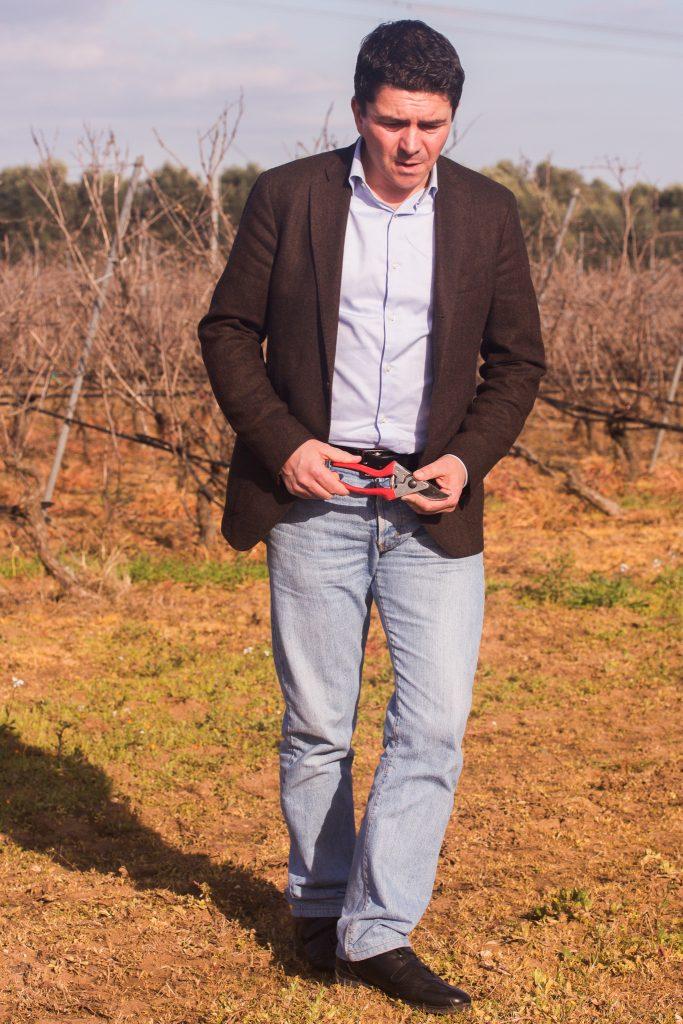 Gianni Cantele - winemaker per passione