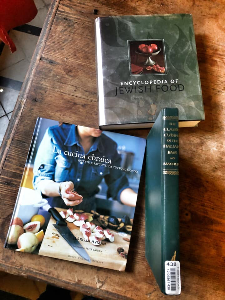 Encyclopedia of Jewish Food: Books We are Reading